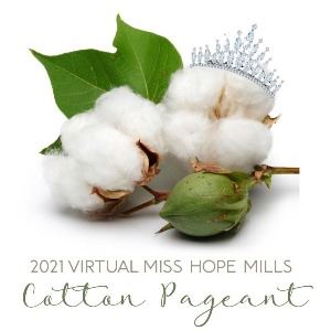 Cotton Pageant Photo Square 2021