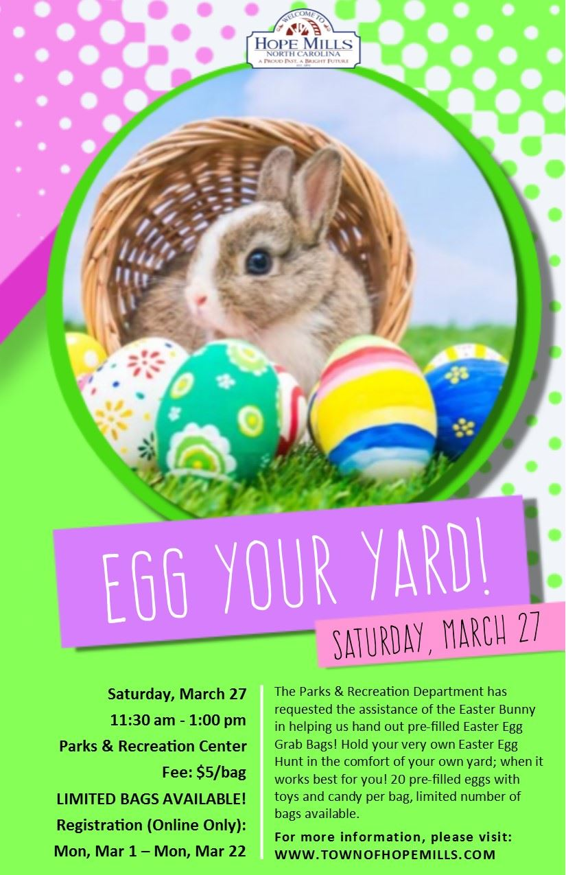 Egg Your Yard Flyer 2021