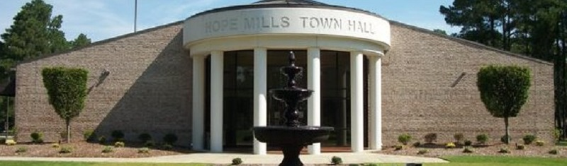 Hope Mills Town Hall