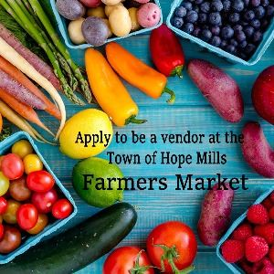 Seeking Vendors for Farmers Market