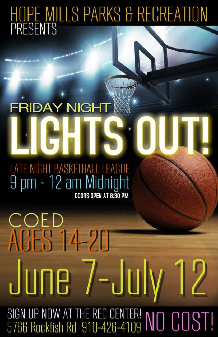 Lights Out Basketball League
